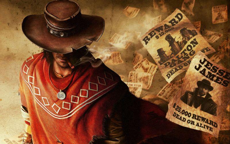 video juego oeste cazarecompensas wallpaper