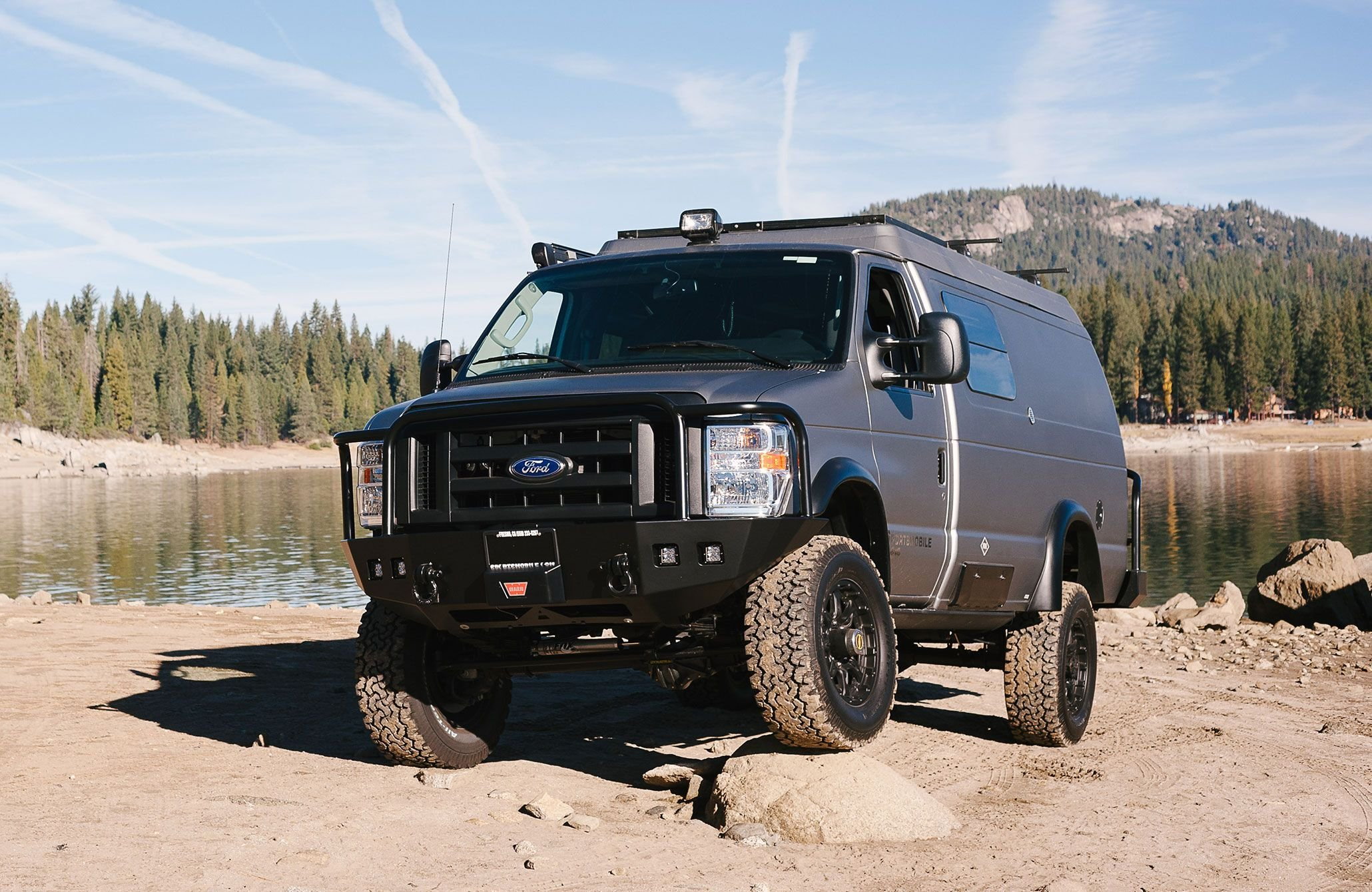 Econoline 4x4 Camper >> 2015 Sportsmobile Ford E-350 van camper motorhome 4x4 f350 wallpaper | 2060x1340 | 859748 ...
