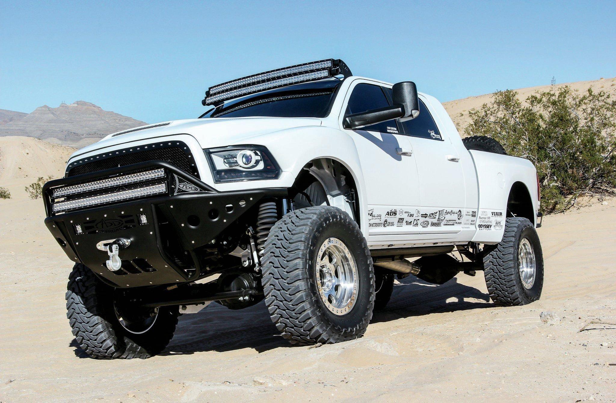2013 dodge ram 3500 mega cab 4x4 pickup custom tuning wallpaper 2048x1340 859761 wallpaperup - Dodge Truck 2015 Custom