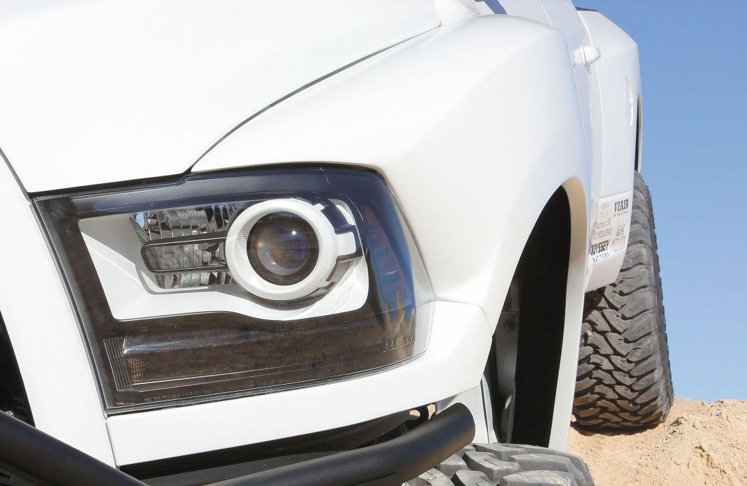 2013 Dodge Ram 3500 Mega Cab 4x4 pickup custom tuning wallpaper