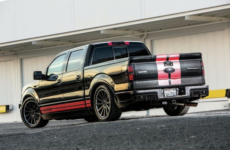 2013 Ford F-150 pickup muscle custom tuning f150 wallpaper