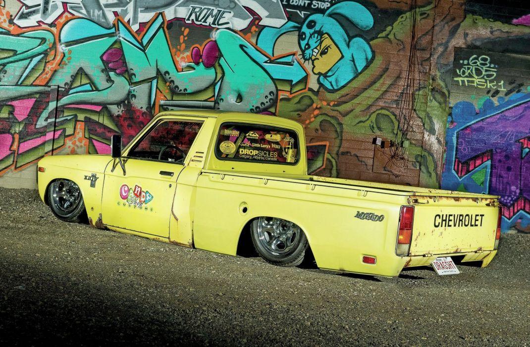 1979 Chevrolet LUV lowrider custom tuning pickup wallpaper
