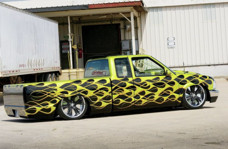 1995 Chevrolet S10 Pickup lowrider custom tuning hot rod rods wallpaper