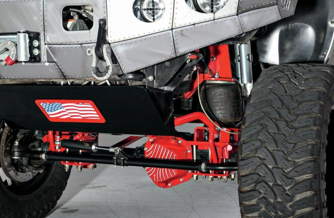 2008 Chevrolet 2500HD 4x4 CrewCab pickup custom tuning 2500 wallpaper