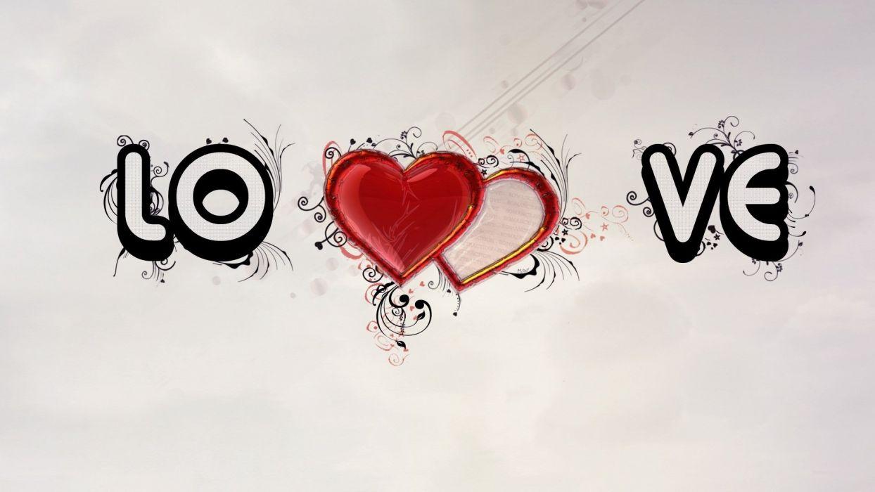 love amor corazones wallpaper