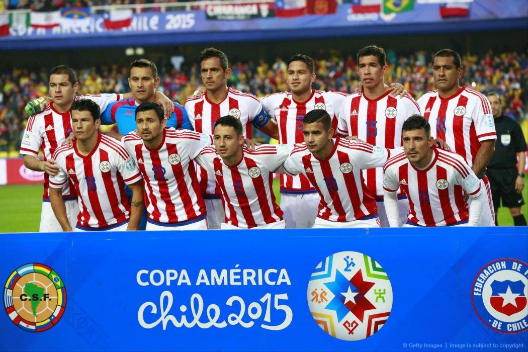 seleccion paraguay futbol wallpaper