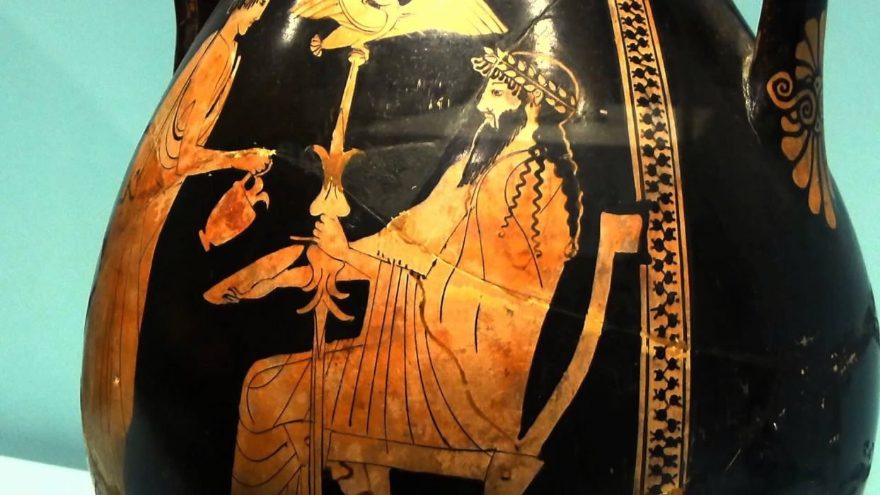 jarron antiguo arqueologia wallpaper