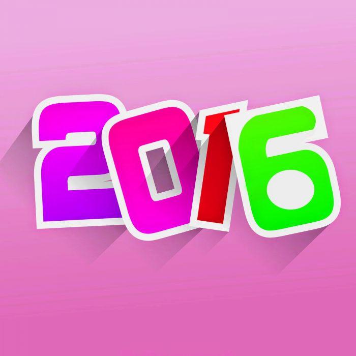 2016 NEW YEAR holiday seasonal christmas wallpaper