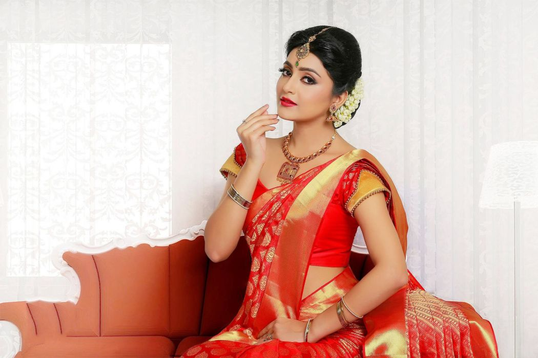 Avantika Mishra bollywood actress model girl beautiful brunette pretty cute beauty sexy hot pose face eyes hair lips smile figure indian saree sari wallpaper