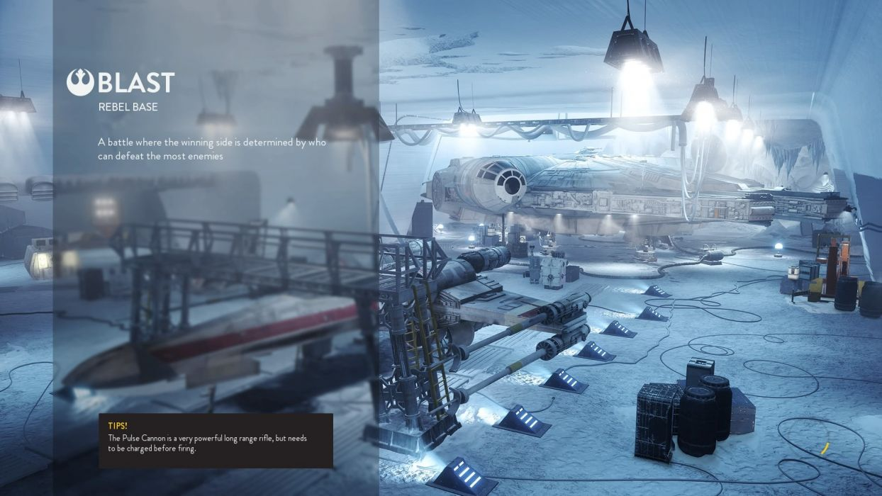 STAR WARS BATTLEFRONT sci-fi 1swbattlefront action fighting futuristic shooter wallpaper