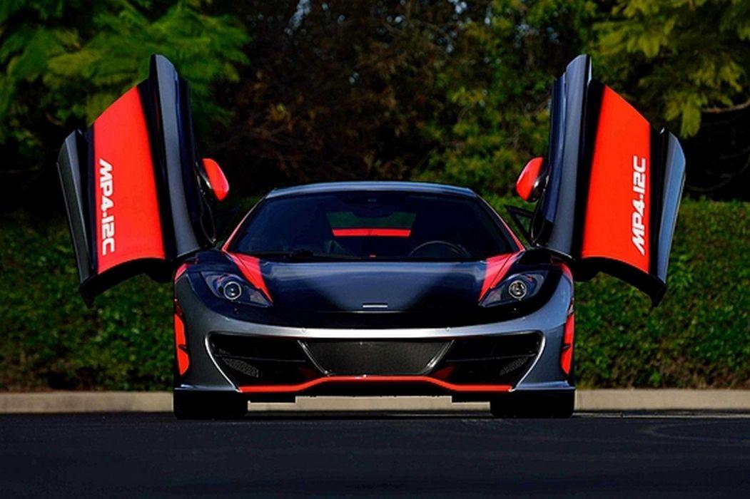 McLaren MP4-12C High Sport cars supercars 2015 wallpaper
