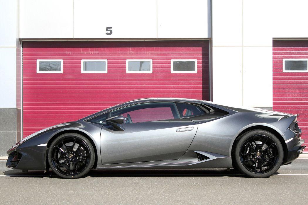 2016 huracan Lamborghini lb724 LP580-2 Supercar wallpaper