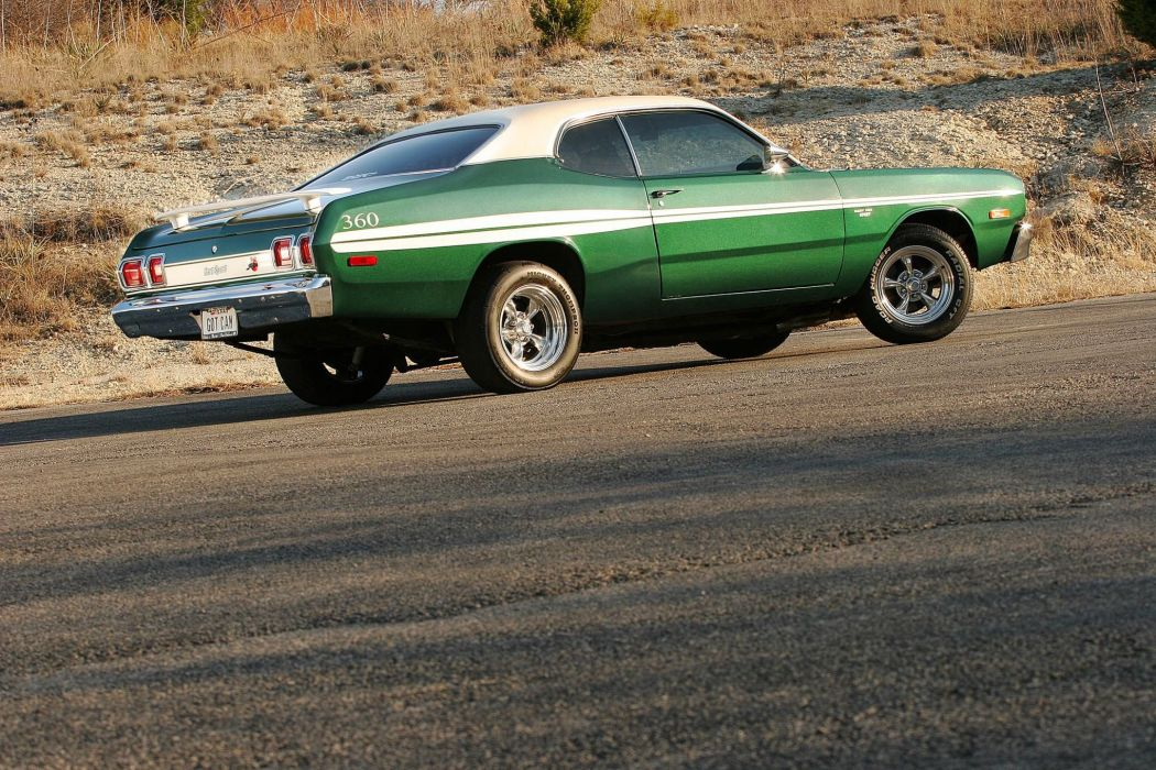 MOPAR hot rod rods muscle dodge plymouth duster demon valiant ...
