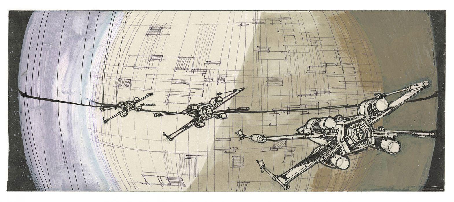 STAR WARS sci-fi action fighting futuristic series adventure disney wallpaper