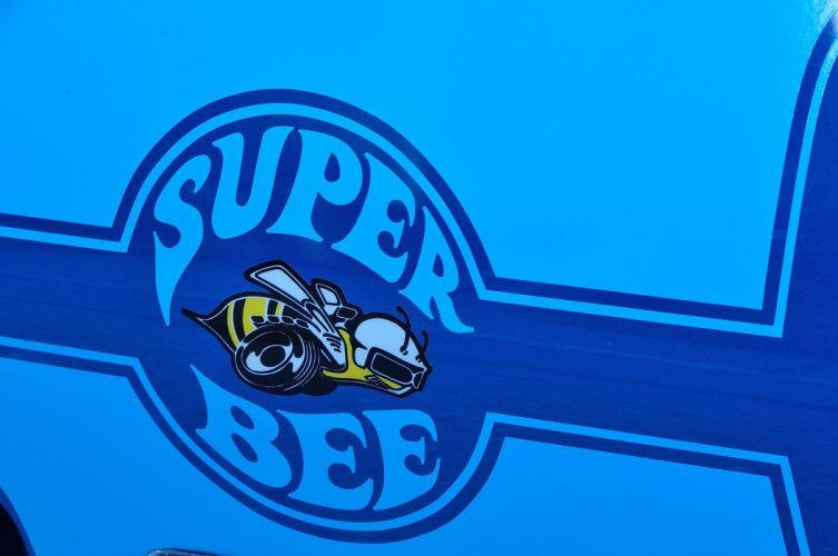 1970 Dodge Super Bee mopar classic muscle wallpaper