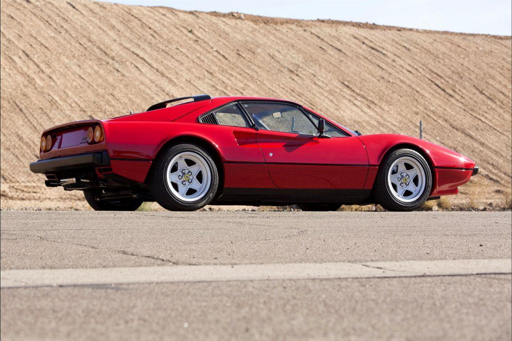 1982-85 Ferrari 308 GTB Quattrovalvole US-spec Pininfarina supercar wallpaper