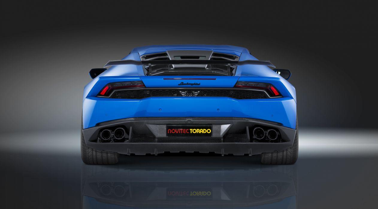Novitec Torado Lamborghini HuracAAn LP 610-4 N-Largo (LB724 wallpaper