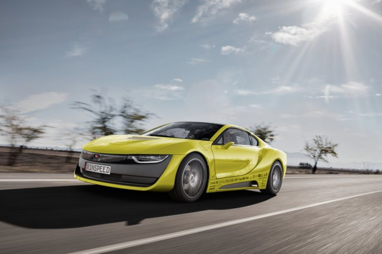 Rinspeed Etos concept cars electric wallpaper