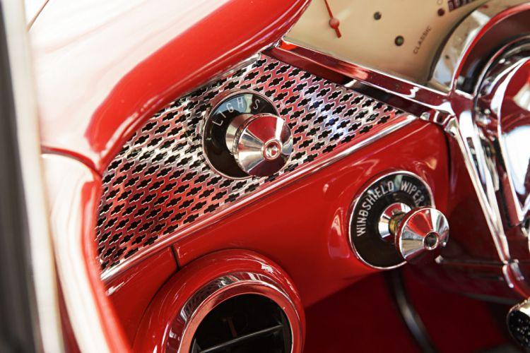 1955 Chevrolet Bel Air custom hot rod rods retro belair wallpaper