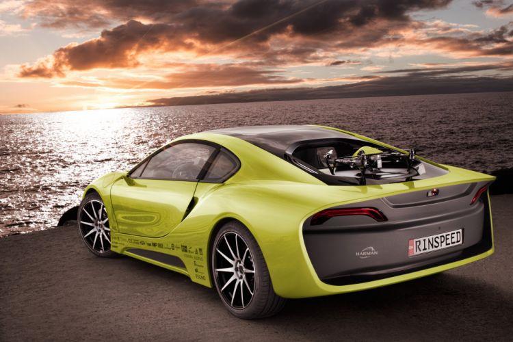 2016 Rinspeed Etos bmw i-8 supercar wallpaper