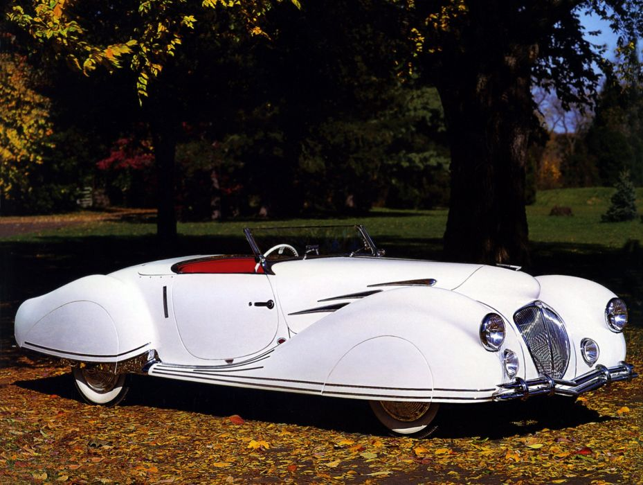 1946 Delahaye 135 M Figoni et Falaschi Cabriolet Narval rally race racing supercar retro wallpaper