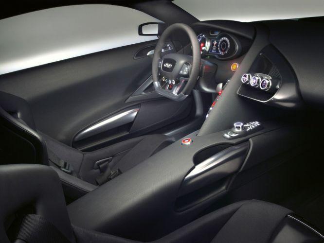 2003 Audi Le-Mans quattro Concept lemans supercar wallpaper