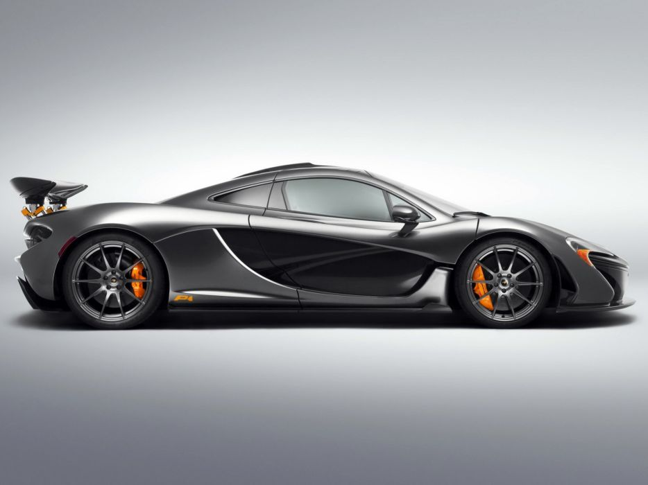 2015 McLaren MSO P-1 US-spec supercar wallpaper