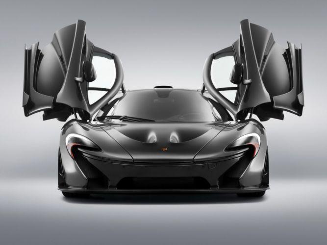 2015 McLaren MSO P-1 US-spec supercar wallpaper