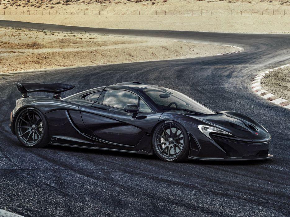 2013 McLaren P-1 XP7 supercar wallpaper