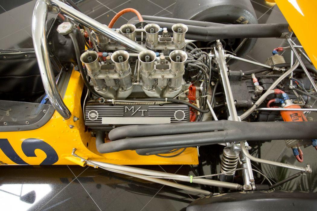 1970 McLaren M10B F-1 formula race racing classic wallpaper