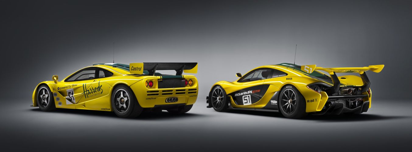 McLaren supercar race racing rally le-mans lemans wallpaper