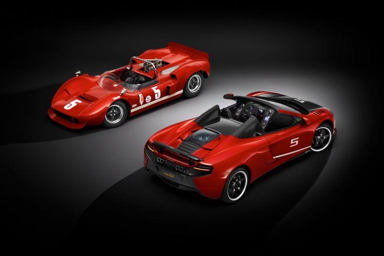 McLaren supercar race racing rally le-mans lemans wallpaper