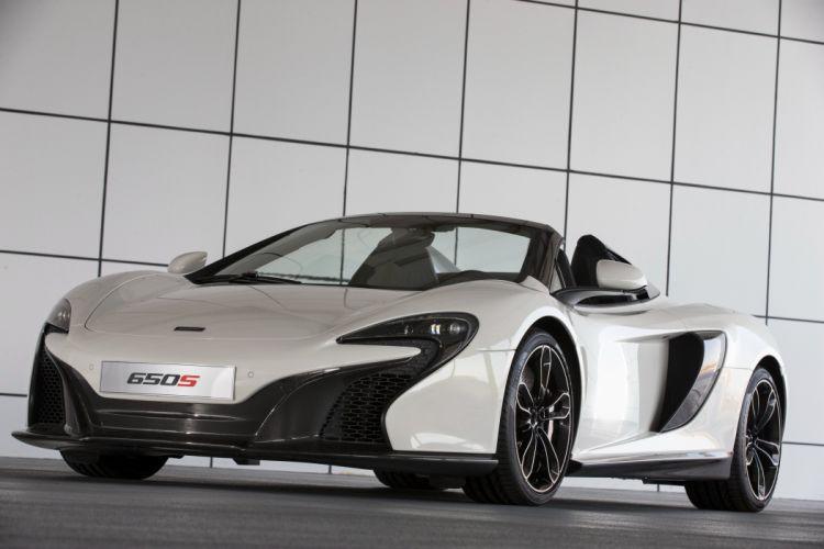 2015 McLaren 650S supercar wallpaper