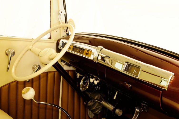 1932 Ford Deuce Coupe hot rod rods custom retro vintage wallpaper