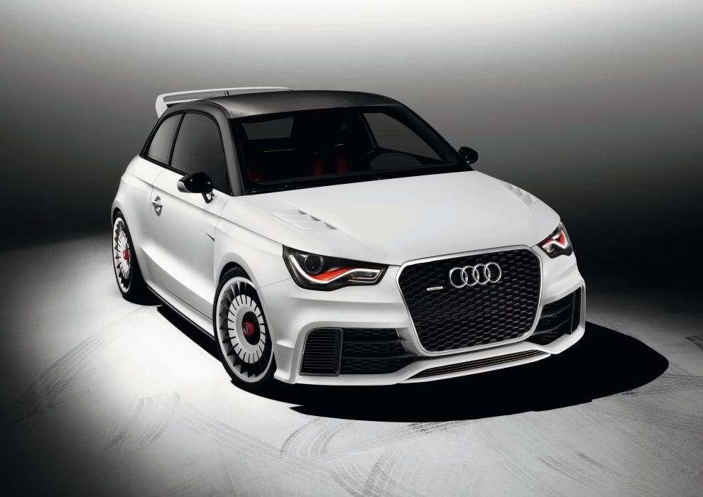 2011 Audi A-1 clubsport quattro concept wallpaper
