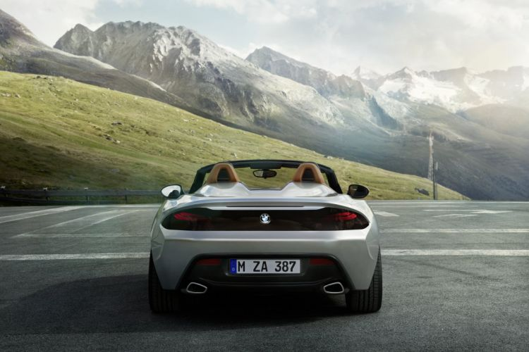 2012 BMW Zagato Roadster wallpaper