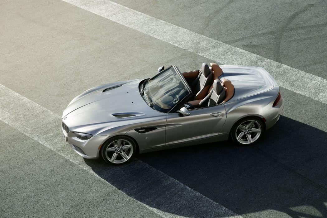 2012 BMW Zagato Roadster wallpaper