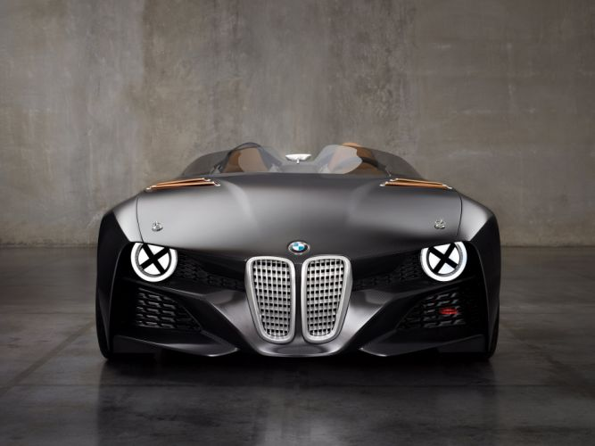 2011 BMW 328 Hommage supercar race racing wallpaper