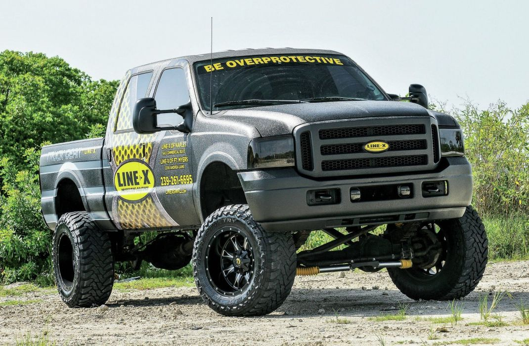 2002 Ford F-250 Super Duty 4x4 pickup custom f250 wallpaper