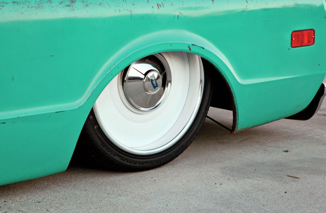 1971 Chevrolet C10 custom hot rod rods pickup lowrider c-10 wallpaper