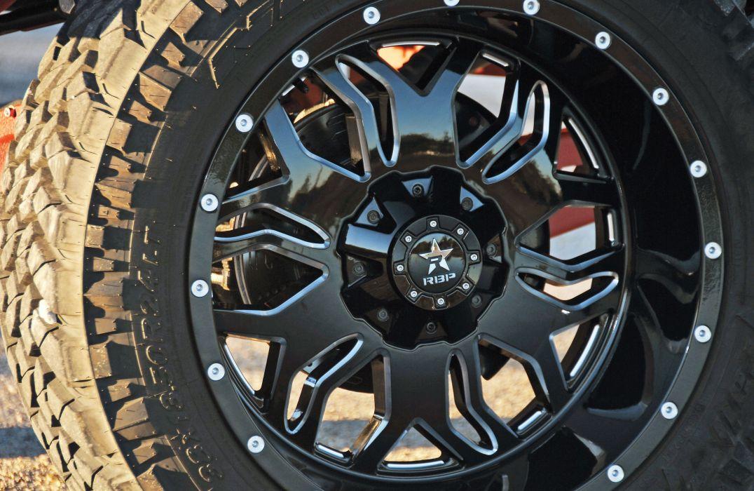 2014 Dodge Ram 2500 4x4 pickup custom mopar wallpaper
