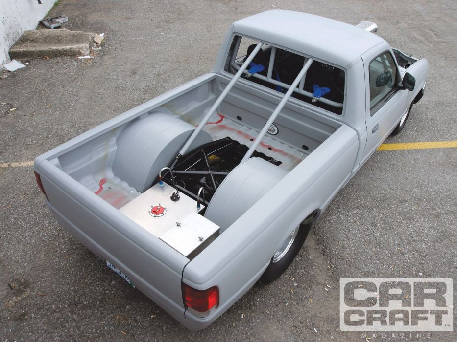 1998 Ford Ranger pickup hot rod rods custom wallpaper