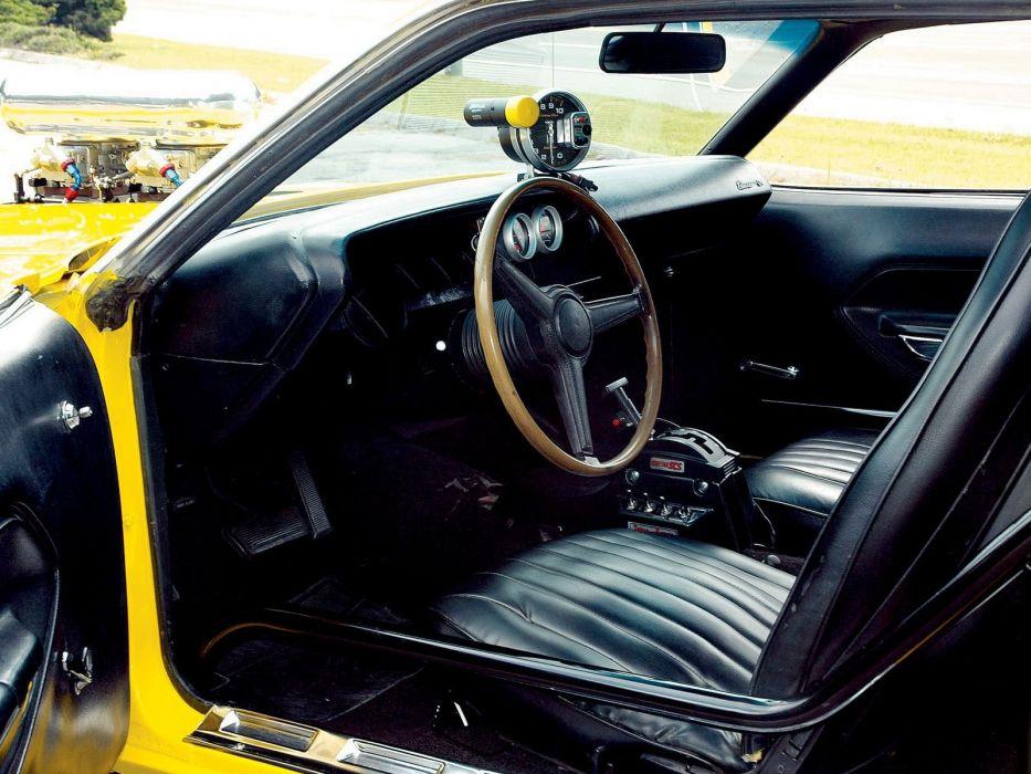 1970 Plymouth Barracuda hot rod rods custom muscle classic cuda wallpaper