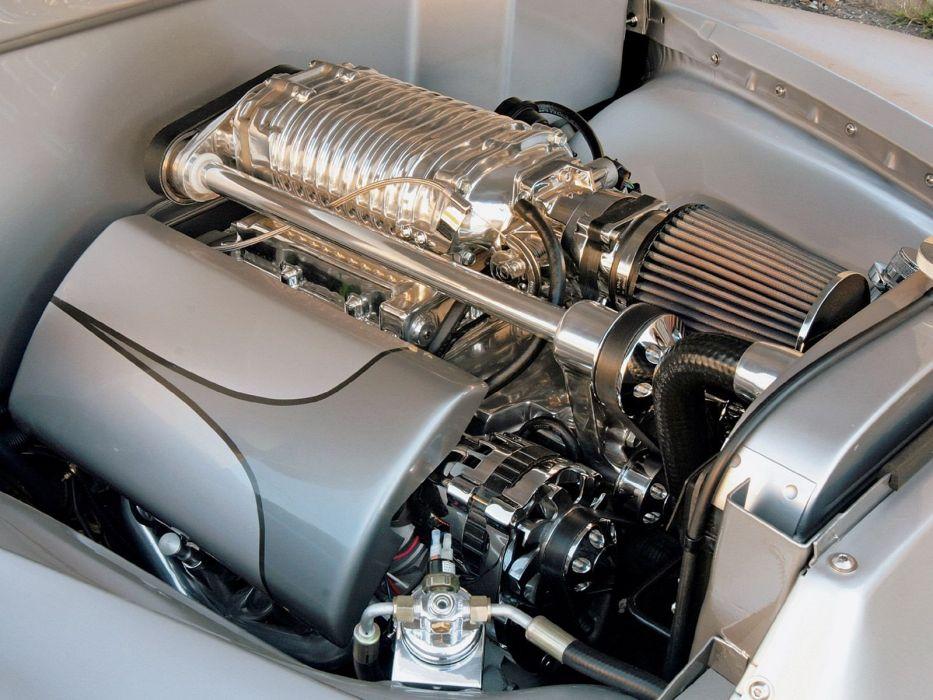 1948 Chevrolet Pickup custom hot rod rods retro wallpaper