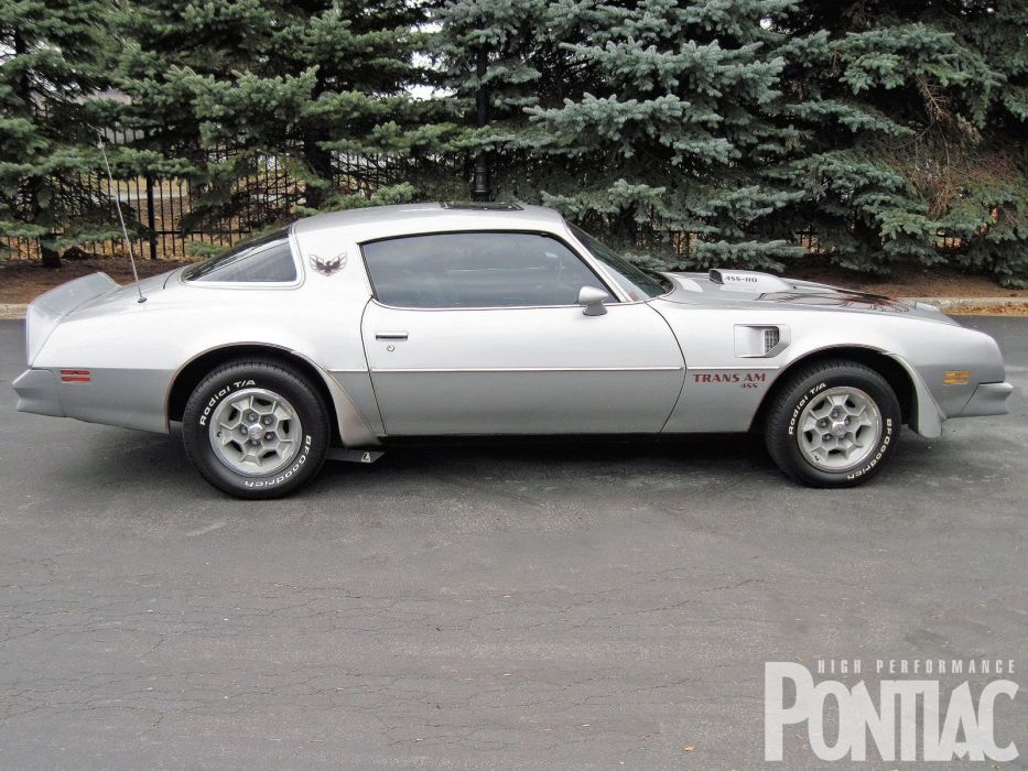 1976 Pontiac Trans-Am muscle classic trans wallpaper