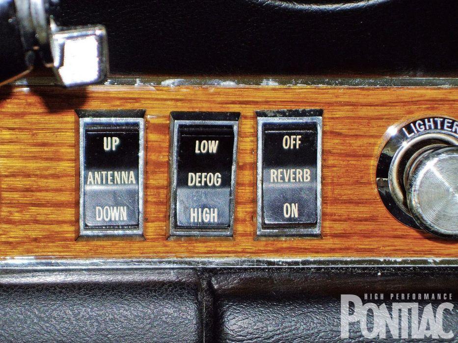 1969 Pontiac GTO muscle classic wallpaper