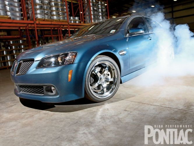 2009 Pontiac G-8 G-T muscle hot rod rods tuning wallpaper