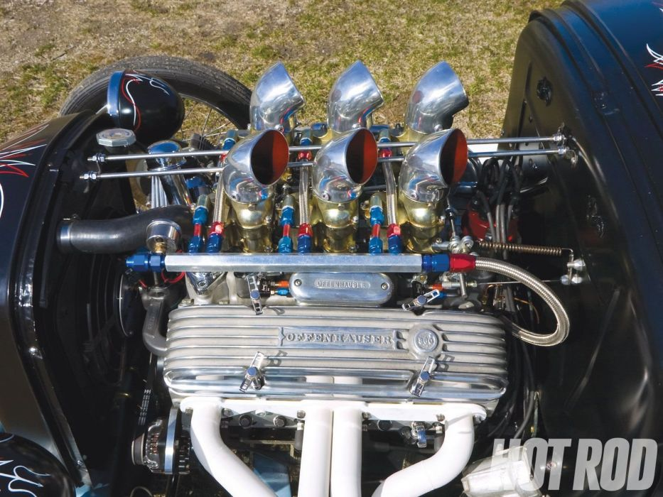 1931 Ford Model-A Pickup hot rod rods retro drag race racing wallpaper