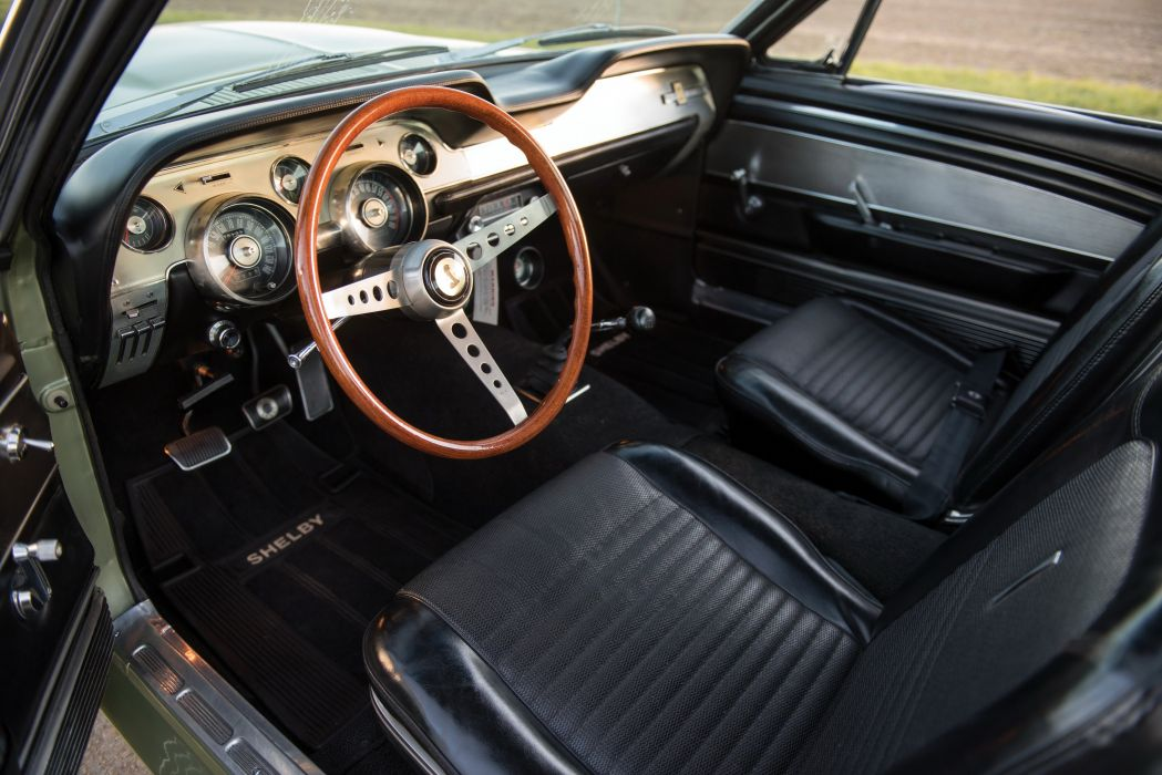 1967 Shelby GT500 muscle ford mustang classic wallpaper