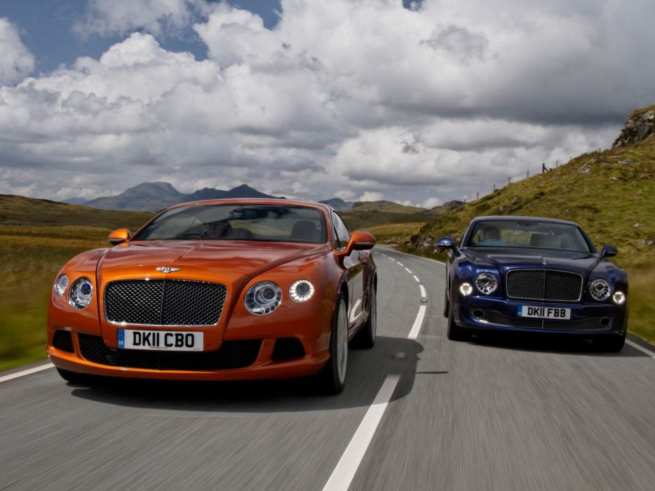 Bentley luxury wallpaper